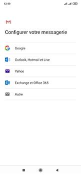 Xiaomi Mi Mix 3 5G - E-mail - 032a. Email wizard - Gmail - Étape 8