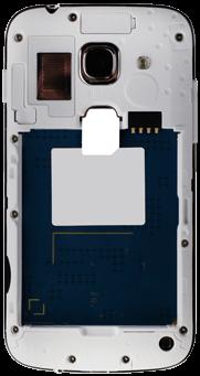 Samsung S7275 Galaxy Ace 3 - SIM-Karte - Einlegen - Schritt 6