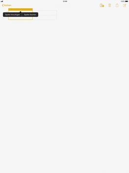 Apple iPad Pro 12.9 inch - iOS 11 - Neue Funktionen der Notizen - 0 / 0