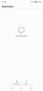 Huawei P20 Lite - SMS - Manuelle Konfiguration - Schritt 3