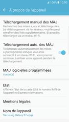 Samsung Galaxy S7 Edge - Logiciels - Installation de mises à jour - Étape 6