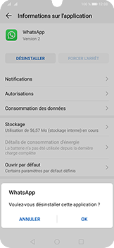 Huawei P30 Pro - Applications - Comment désinstaller une application - Étape 7