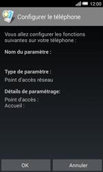 Alcatel Pop S3 (OT-5050X) - Internet - Configuration automatique - Étape 5