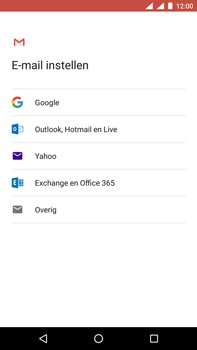 Nokia 6.1 (Dual SIM) - E-mail - Account instellen (POP3 zonder SMTP-verificatie) - Stap 7