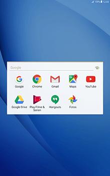 Samsung Galaxy Tab A 10.1 - E-Mail - Konto einrichten (gmail) - 0 / 0