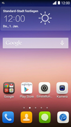 Huawei Ascend Y550 - Internet - Automatische Konfiguration - 1 / 1