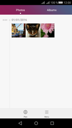 Huawei Y5 II Dual Sim - Photos, vidéos, musique - Envoyer une photo via Bluetooth - Étape 4