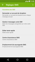 Wiko Rainbow Jam - Dual SIM - SMS - Configuration manuelle - Étape 6