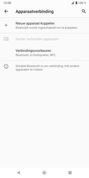 Sony Xperia XZ3 - Bluetooth - koppelen met ander apparaat - Stap 7