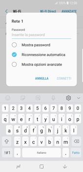 Samsung Galaxy S9 - WiFi - Configurazione WiFi - Fase 8