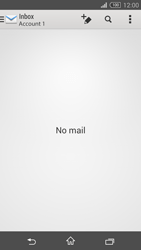 Sony Xperia Z3 Compact - E-mail - 032c. Email wizard - Outlook - Step 10