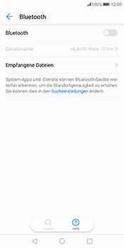 Huawei Mate 10 Pro - Bluetooth - Geräte koppeln - 7 / 11