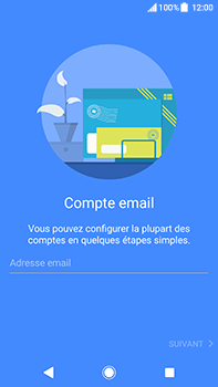 Sony Xperia XA2 Ultra - E-mails - Ajouter ou modifier un compte e-mail - Étape 6
