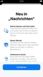 Apple iPhone 6s - iOS 13 - MMS - Erstellen und senden - Schritt 5