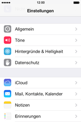 Apple iPhone 4S iOS 7 - Software - installieren von Software-Updates - Schritt 5