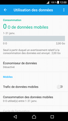 Sony Xperia Z5 Compact - Android Nougat - Internet - activer ou désactiver - Étape 7