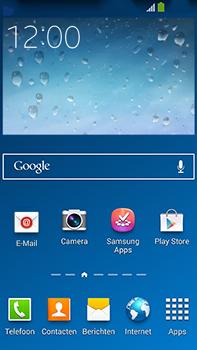 Samsung N9005 Galaxy Note III LTE - E-mail - e-mail versturen - Stap 1