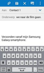 Samsung Trend 2 Lite (G318H) - E-mail - E-mail versturen - Stap 9