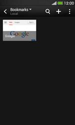 HTC Desire 500 - Internet - Internet browsing - Step 10