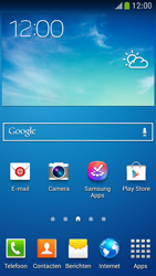 Samsung I9195 Galaxy S IV Mini LTE - apps - account instellen - stap 1