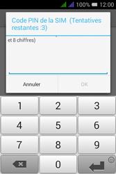 Alcatel Pixi 3 Dual Sim - Sécuriser votre mobile - Personnaliser le code PIN de votre carte SIM - Étape 8