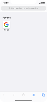 Apple iPhone 11 Pro - Internet et roaming de données - Navigation sur Internet - Étape 13