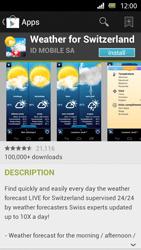 Sony Xperia U - Applications - Installing applications - Step 14