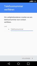 LG K10 4G - Applicaties - Account aanmaken - Stap 7