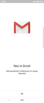 Sony Xperia 10 - E-Mail - Konto einrichten (gmail) - Schritt 5