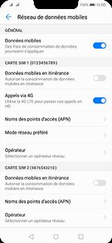 Huawei Mate 20 Lite - Internet - Configuration manuelle - Étape 5