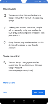Huawei P30 - Applications - Setting up the application store - Step 16