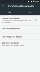 Nokia 3 - MMS - configuration manuelle - Étape 7