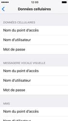 Apple iPhone SE - Internet - Configuration manuelle - Étape 8