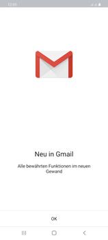 Samsung Galaxy S20 Plus 5G - E-Mail - Manuelle Konfiguration - Schritt 5