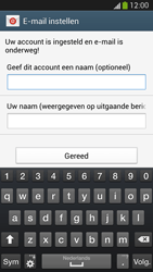 Samsung I9505 Galaxy S IV LTE - E-mail - Account instellen (POP3 met SMTP-verificatie) - Stap 17