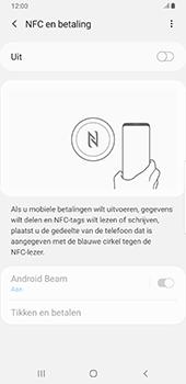 Samsung galaxy-s9-plus-sm-g965f-android-pie - NFC - NFC activeren - Stap 6