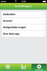 Apple iPhone 4S met iOS 5 (Model A1387) - WiFi - KPN Hotspots configureren - Stap 11