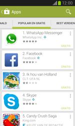 Samsung I8260 Galaxy Core - apps - app store gebruiken - stap 8