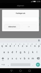 Huawei P8 - Internet - Manuelle Konfiguration - Schritt 26