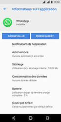 Nokia 3.1 - Applications - Supprimer une application - Étape 7