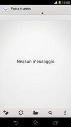 Sony Xperia Z1 - E-mail - configurazione manuale - Fase 19