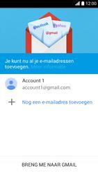 Huawei Ascend P6 LTE - E-mail - Handmatig instellen (gmail) - Stap 15