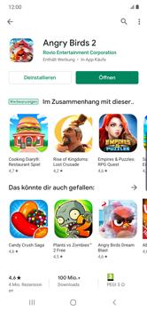 Samsung Galaxy Note 10 Plus 5G - Apps - Installieren von Apps - Schritt 18
