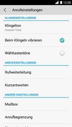 Huawei Ascend G6 - Anrufe - Rufumleitungen setzen und löschen - 5 / 9