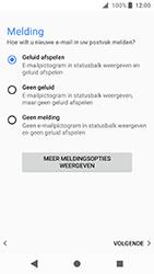 Sony Xperia XA2 - E-mail - e-mail instellen (outlook) - Stap 15