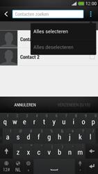 HTC One Mini - Contacten en data - Contacten overzetten via Bluetooth - Stap 7