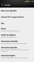 HTC One Mini - Logiciels - Installation de mises à jour - Étape 5