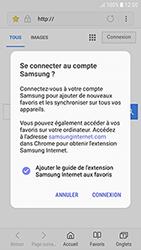 Samsung Galaxy J3 (2017) - Internet - Navigation sur Internet - Étape 10