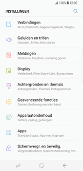 Samsung Galaxy S8 - Bellen - in het binnenland - Stap 4