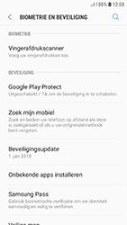 Samsung galaxy-a5-2017-android-oreo - Beveiliging en ouderlijk toezicht - Zoek mijn mobiel inschakelen - Stap 5